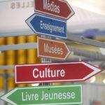 """Direction """"Médias - Enseignement - Musées - Culture - Livre Jeunesse"""""""