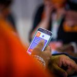 Site web Salon Éduc sur mobile